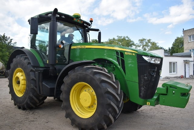 DOLGOV GROUP PURCHASED NEW FARMING EQUIPMENT FOR 3 MILLION EURO
