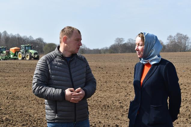 HEAD OF THE AGRICULTURAL SECTOR OF THE REGION NAMED ITS KEY OBJECTIVE
