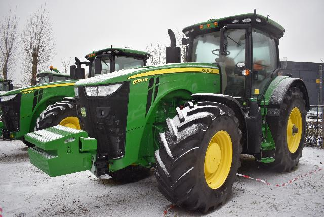 IN AGRICULTURAL HOLDING COMPANY DOLGOVGROUP THERE IS A FLEET RENOVATION OF AGRICULTURAL EQUIPMENT