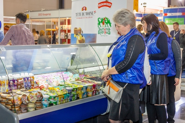 THE GUSEVMOLOKO DAIRY PRODUCTS RECEIVED RECOGNITION OF AUTHORITY JURY AT THE FAIR IN SAINT-PETERSBURG