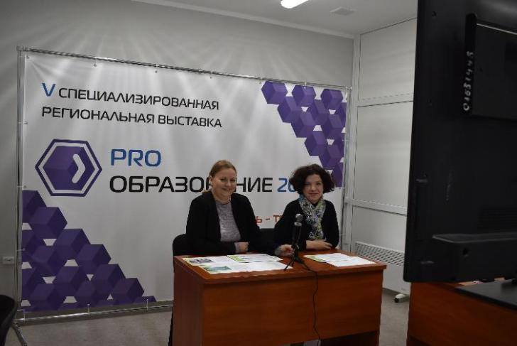 "DOLGOVGROUP"" TAKES PART IN THE REGIONAL PRO EDUCATION EXHIBITION"