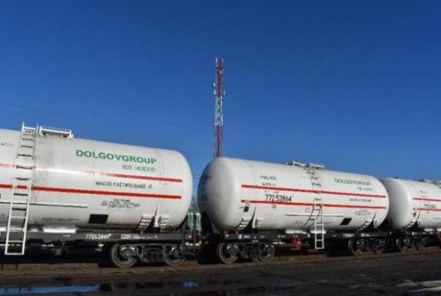 MACHINERY FLEET OF DOLGOVGROUP AGRICULTURAL HOLDING COMPANY WAS RENEWED WITH NEW TANK CARS