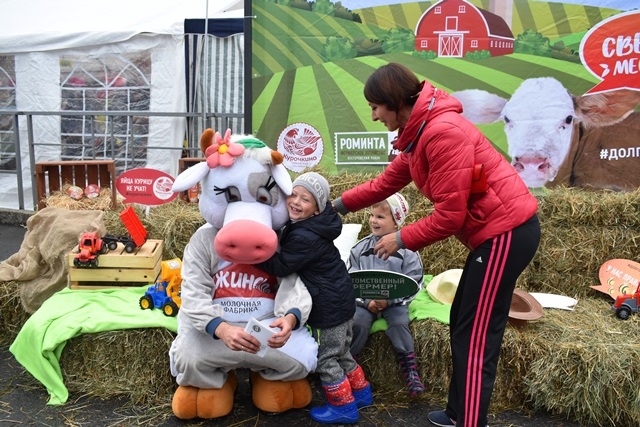 """DOLGOVGROUP""HOLDING COMPANY CONGRATULATED CITIZENS OF NESTEROV ON TOWN DAY"